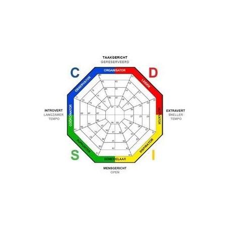DISC Benelux Gedragsanalyse